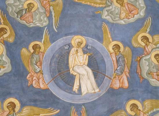 Суббота Акафиста или Похвала Пресвятой Богородицы
