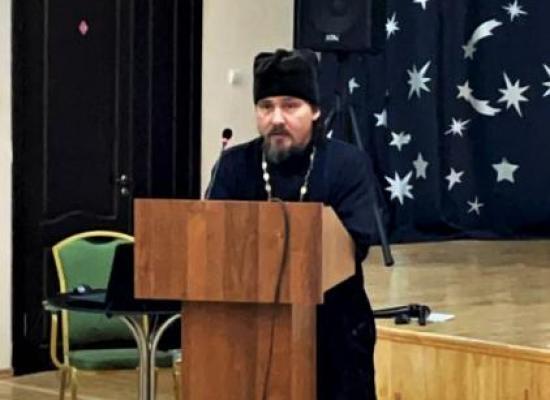 Протоиерей Леонид Болтенков принял участие в работе круглого стола, в рамках Форума Анонимных Алкоголиков Северного Кавказа