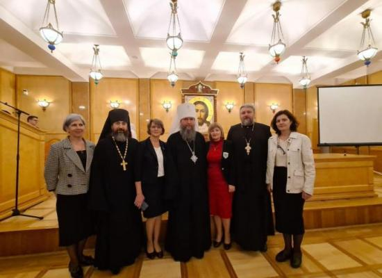 В Москве состоялось торжественное награждение победителей конкурса в области педагогики