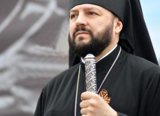 Поздравление архиепископа Владикавказского и Аланского Леонида с Днем Победы