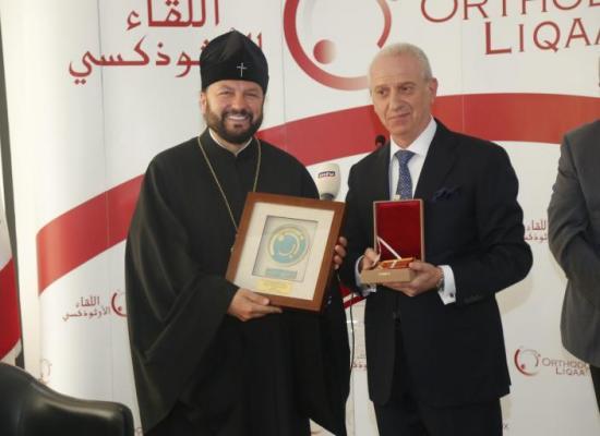 Архиепископ Леонид встретился с православной общественностью Ливана