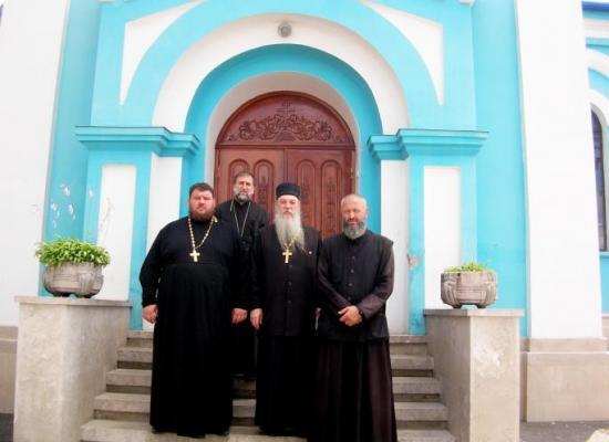 Во Владикавказе прошло собрание духовенства Бесланского благочиния