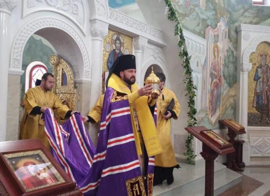 Во Владикавказскую епархию прибыли мощи святого благоверного князя Александра Невского