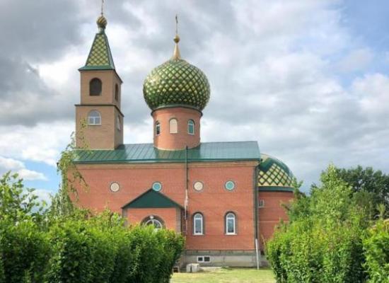 Храм во имя Святой Живоначальной Троицы с.Троицкое