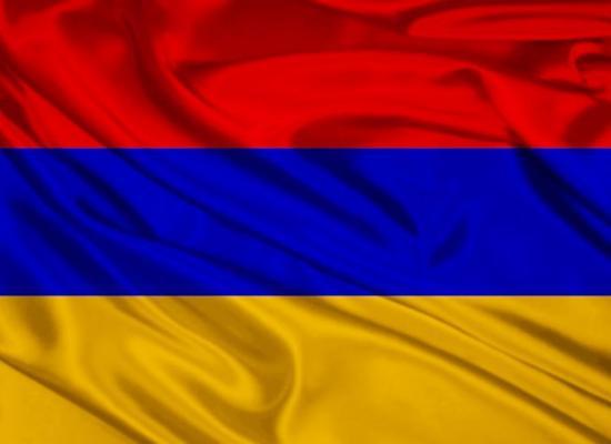 Поздравление архиепископа Леонида с Днем независимости Республики Армения