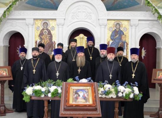 Во Владикавказской епархии начали работу курсы повышения квалификации священнослужителей