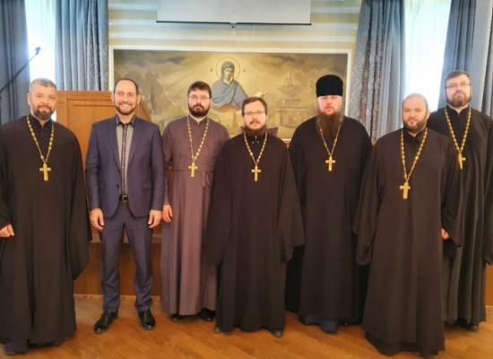 Руководители молодежных отделов епархий Северного Кавказа обсудили актуальные вопросы