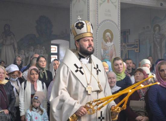 Архиепископ Леонид простился с духовенством и паствой Владикавказской епархии