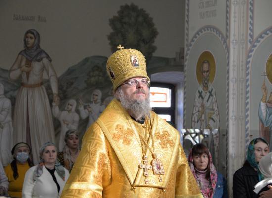 Епископ Владикавказский и Аланский Герасим прибыл в Северную Осетию - Аланию