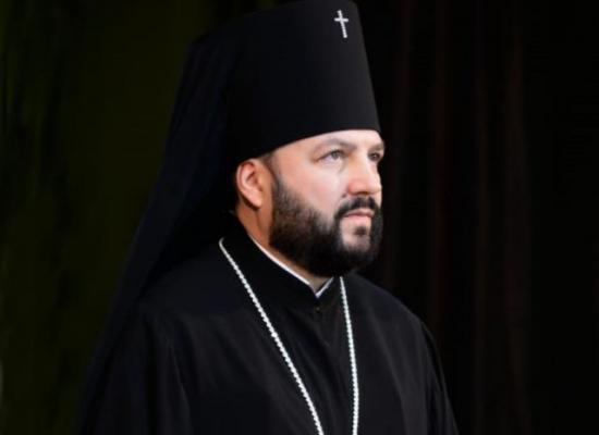 Поздравление архиепископу Клинскому Леониду с 31-й годовщиной хиротонии во иеромонаха