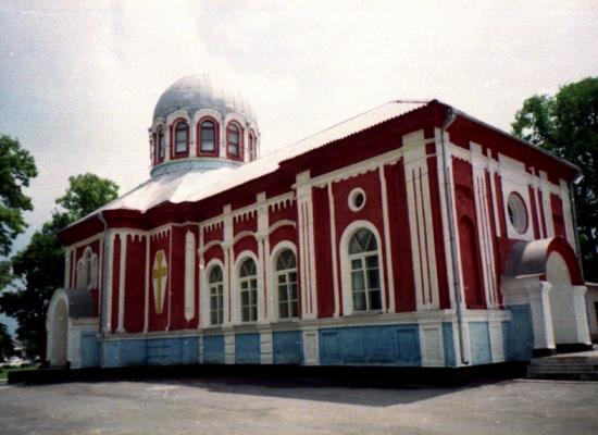 Храм в честь иконы Пресвятой Богородицы «Казанская» с.Тарское
