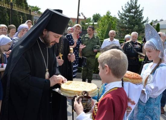 Епископ Владикавказский и Аланский Леонид: год на кафедре