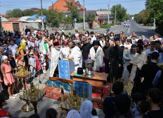 Епископ Леонид возглавит традиционный молебен на начало учебного года