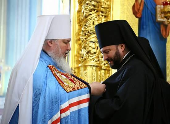 Епископ Леонид участвует в торжествах по случаю 150-летия преставления Игнатия Брянчанинова