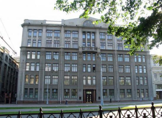 Состоялась рабочая встреча епископа Владикавказского и Аланского Леонида в Администрации Президента РФ
