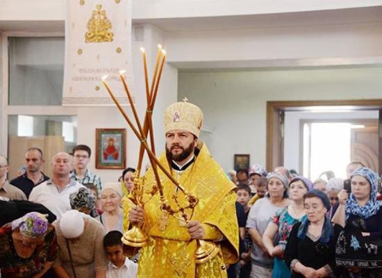Епископ Леонид: «Я готов общаться со всеми, кто несет в мир добро. И на любом языке!»