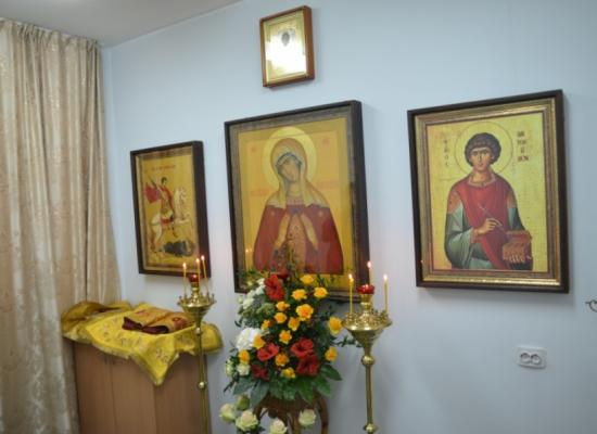 Молитвенная комната в честь иконы Пресвятой Богородицы «Помощница в родах», г.Беслан