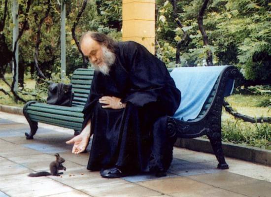 В Осетии помянули архимандрита Ипполита (Халина)