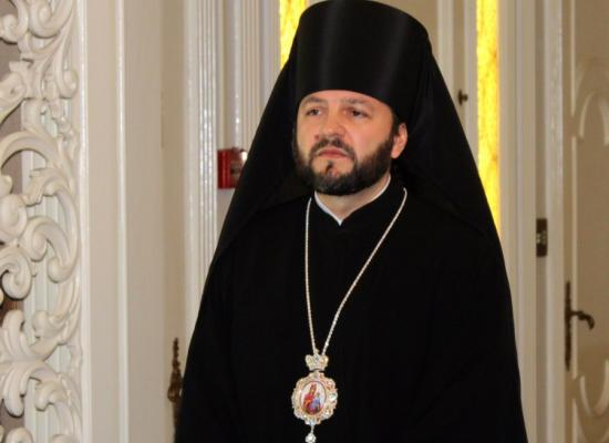 Состоялся первый рабочий визит епископа Леонида в Москву