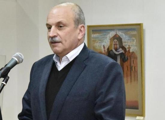 Архиепископ Леонид поздравил профессора Р.С. Бзарова с юбилеем