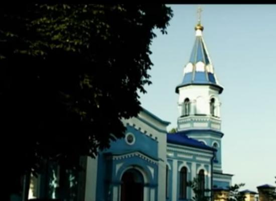 Церковь Рождества Пресвятой Богородицы (Осетинская) г.Владикавказ