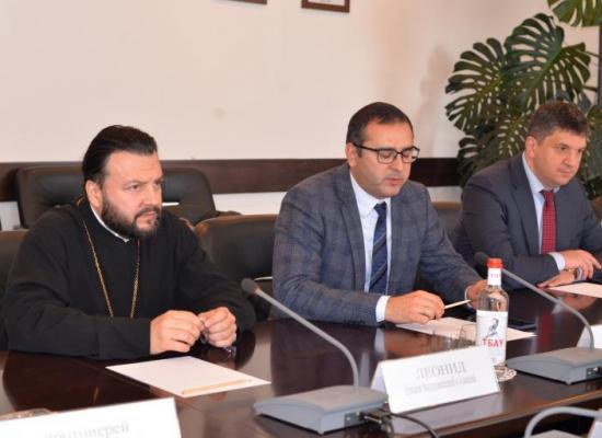 В ректорате СОГУ обсудили вопросы реализации образовательных программ по направлению «Теология»