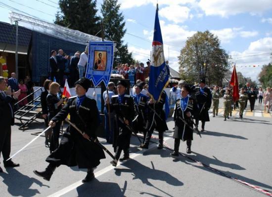 В станице Архонская состоялись торжества, посвященные 180-летию основания поселения