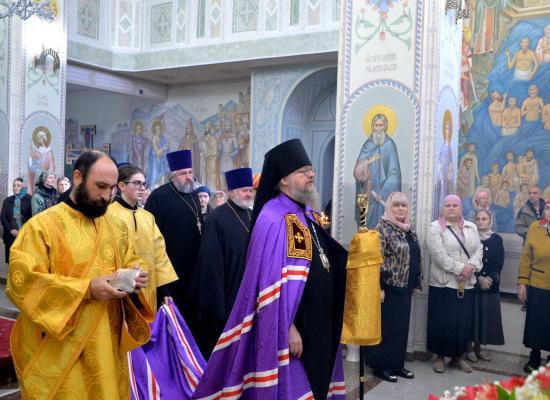 Во Владикавказскую епархию прибыл новый архиерей, епископ Владикавказский и Аланский Герасим