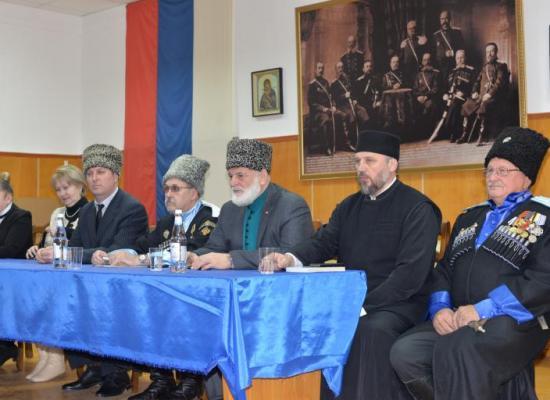 Во Владикавказе прошел вечер памяти первого выборного атамана Терского казачьего войска Михаила Караулова