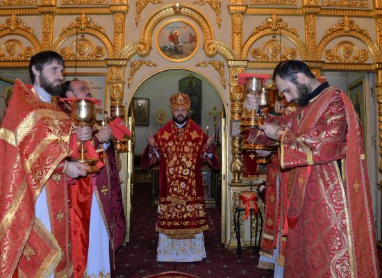 Верующие Осетии отметили праздник Пасхи