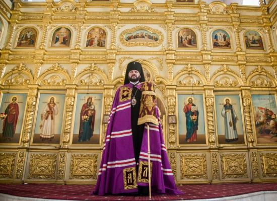 Анонс богослужений с участием архиепископа Владикавказского и Аланского Леонида