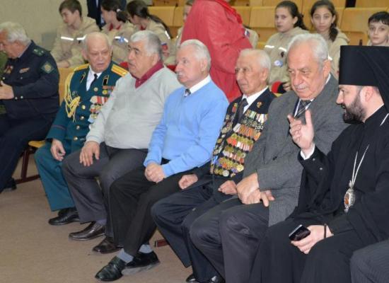 В Северной Осетии отметили столетие военной разведки