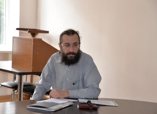 В Институте истории и археологии представлен доклад «Четыре Крещения Алании»