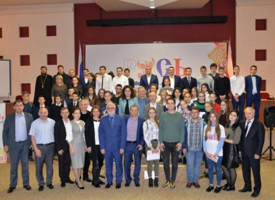 Представитель Владикавказской епархии принял участие во 2-м Северо-Осетинском молодежном славянском форуме