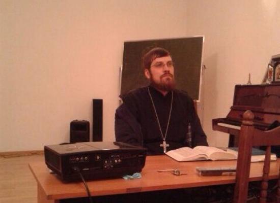 Нагорная проповедь Иисуса Христа стала очередной темой занятий в центре «Покров»