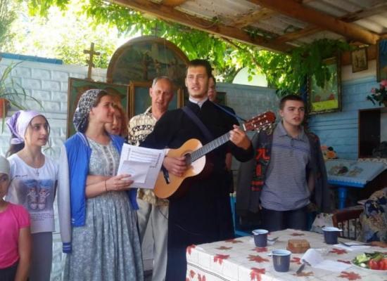 Воспитанники воскресной школы Свято-Георгиевского Кафедрального собора совершили паломническую поездку