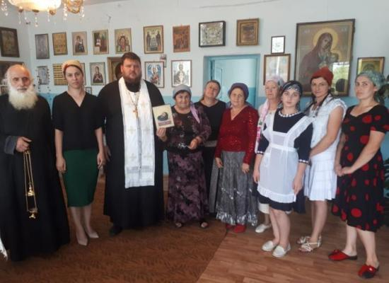 В Ставд-Дорте совершен молебен в честь Иоанна Крестителя