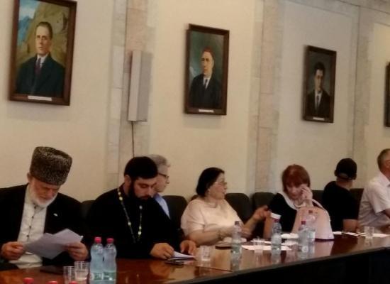 Во Владикавказе состоялась собрание учредителей Общественного объединения «Ос-Багатар»