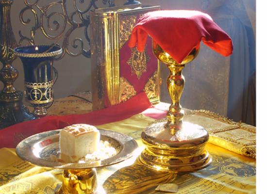 Анонс богослужений с участием архиепископа Леонида
