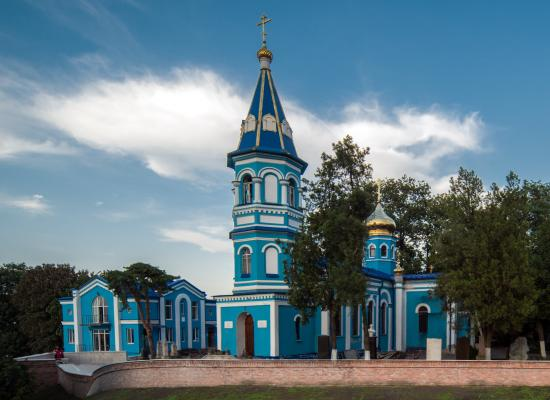 Храм Рождества Пресвятой Богородицы г.Владикавказ