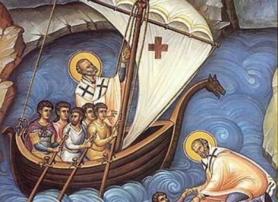 Христианские черты в традиционных осетинских молитвах: «Никколай зар»