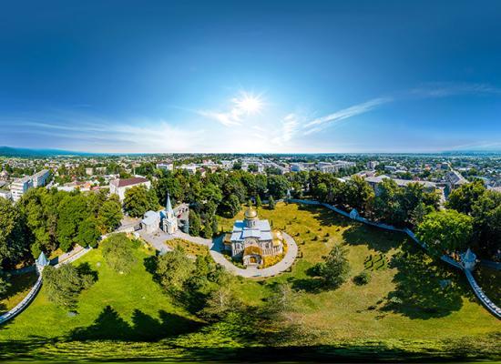 Свято-Вознесенский Собор, г.Алагир