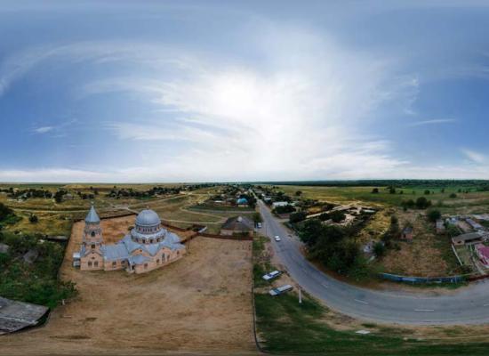 Храм святителя и чудотворца Николая Мирликийского, ст.Новоосетинская