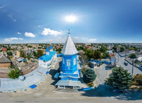 Храм Успения Божией Матери, г.Моздок