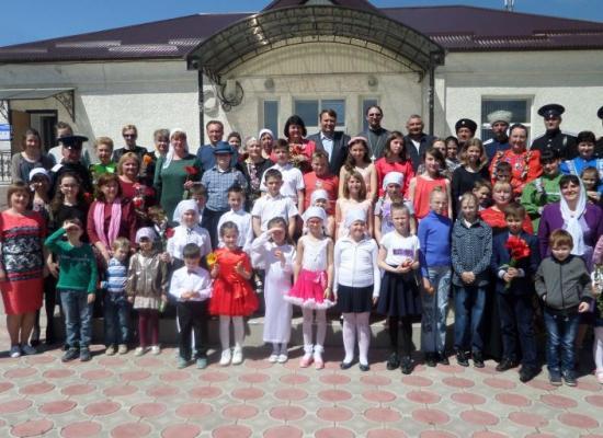 В день жен-мироносиц в ст. Луковской состоялся праздничный концерт