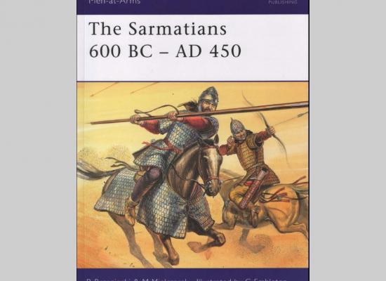 The Sarmatians 600 BC - AD 450