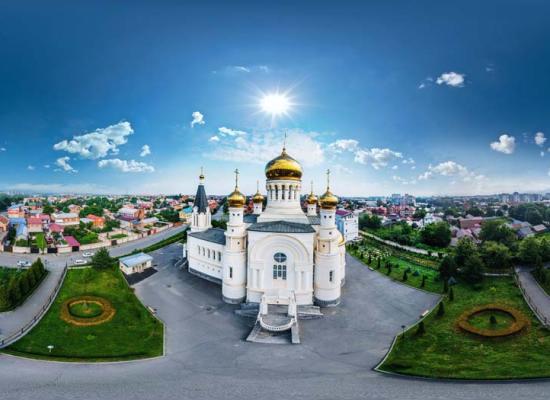 Собор великомученика Георгия Победоносца, г.Владикавказ