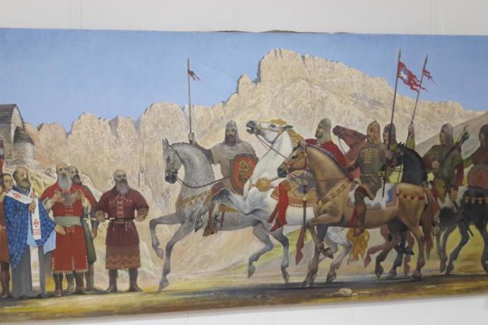 В Осетии стартовал II конкурс художественных произведений «Алания: образы прошлого»