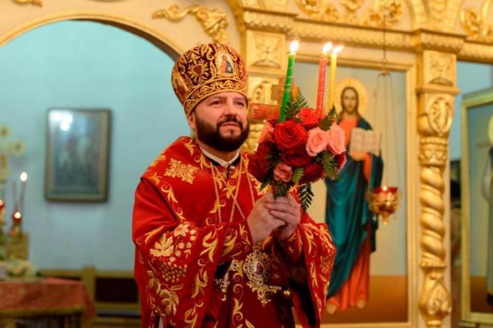 Пасхальное послание архиепископа Владикавказского и Аланского Леонида