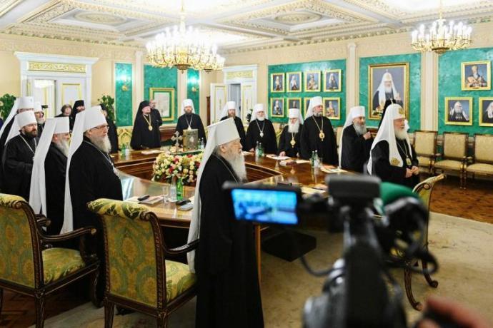 Священный Синод назначил архиепископа Леонидасопредседателем рабочей группы по взаимоотношениям с Маланкарской церковью